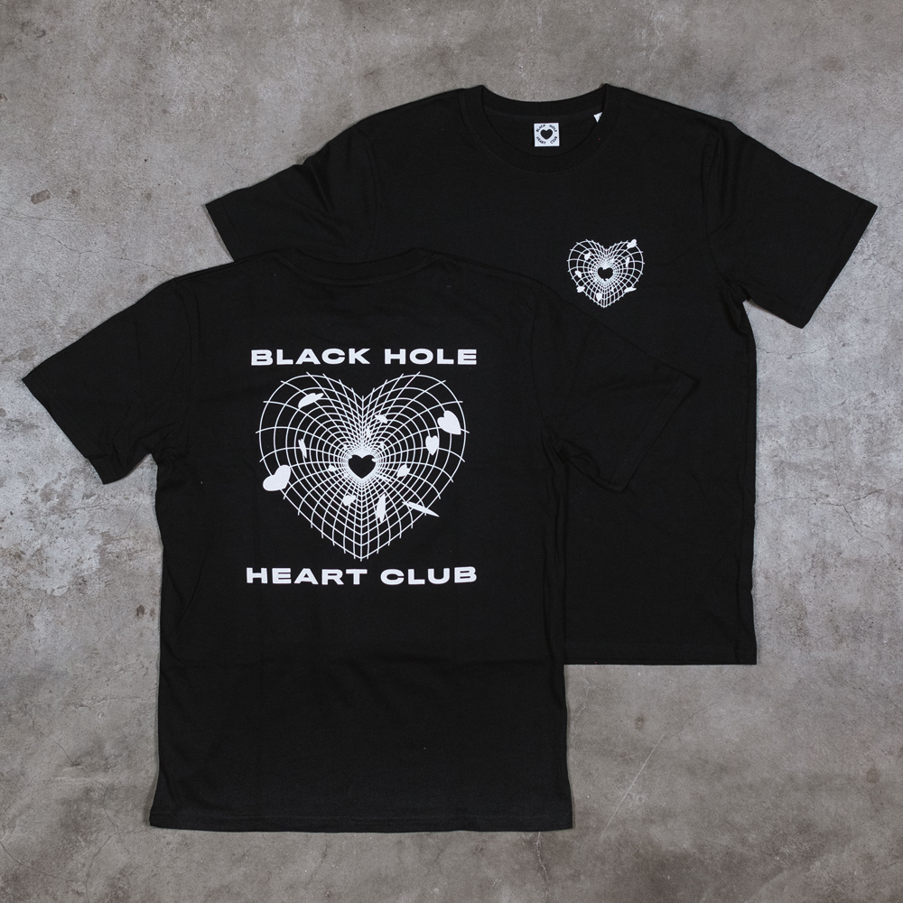 Jelle van Gosliga | Black Hole Heart Club